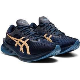 asics Novablast Shoes Women french blue/champagne